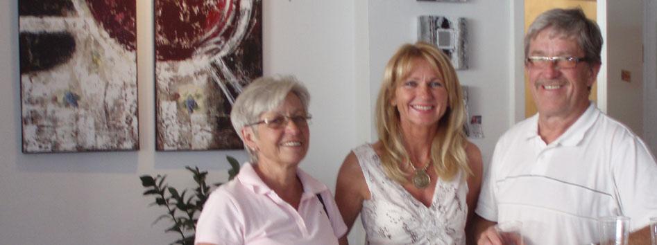 Marianne, Nomi og Jan
